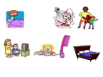 Spanish Teaching Resources. Daily Routine Reflexives PowerPoint Presentation