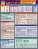 Spanish Grammar - QuickStudy Guide