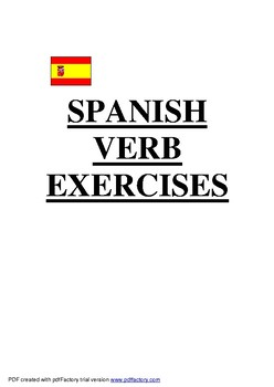 English grammar for students of spanish: the study guide for those.