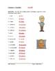 Spanish English Cognates Worksheet - Cognados (SUB PLAN)