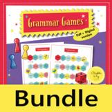 Spanish Grammar Games: Growing BUNDLE