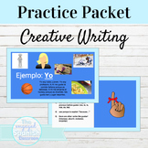 Spanish Gustar Creative Writing Activity