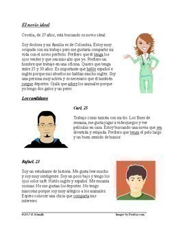 Spanish Subjunctive Bundle ~ El subjuntivo ~ (Readings, Handouts and Worksheets)