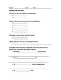 Spanish Grammar Worksheet: The Verb Gustar