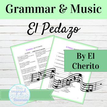 Spanish Grammar through Music for verb QUERER