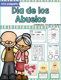 Grandparents Day, Grandma, Grandpa in SPANISH