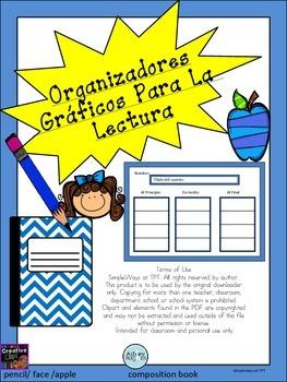 Spanish - Graphic Organizers