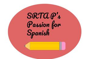 Spanish Greetings Comic Strip Project