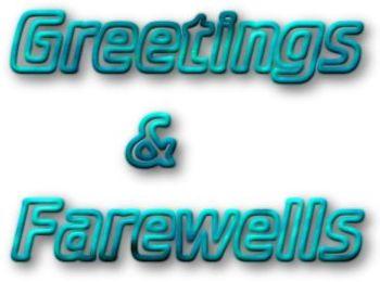 Spanish Greetings & Farewells
