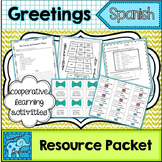 Spanish Greetings, Farewells and Basic Introductions Thema