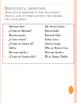 Saludos y Despedidas Greetings, Introductions, & Goodbyes Student Workbook