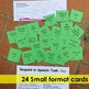 Spanish Task Cards - Greetings, Intros, Small Talk