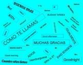 Spanish Greetings Matamoscas!