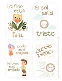 Spanish Greetings - Unit 1 Lesson 2 (Basic Level Spanish) with Flash Cards