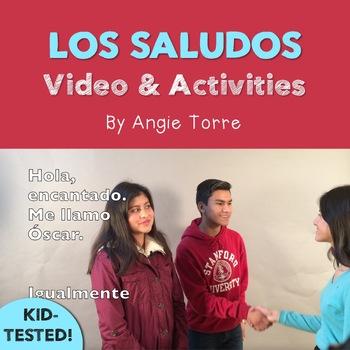 Spanish Greetings Video- Las salutaciones y despedidas