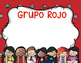 Spanish Group Color Poster Signs