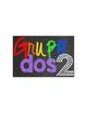 Spanish Group Numbers - Rainbow Theme