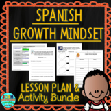 Spanish Growth Mindset Read Aloud Plans and Activities