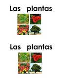 Spanish Guided Reading Book - Las plantas