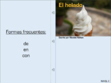 Spanish Guided Reading Bundle - La comida (seven books)