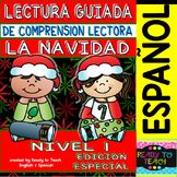 Spanish Guided Reading - Christmas - Level 1