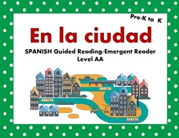 Spanish Guided Reading In the City