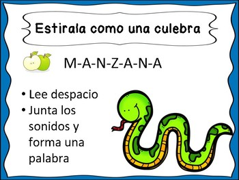 Spanish Guided Reading Strategies
