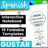 Spanish Interactive Notebook Gustar Activities