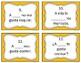 Spanish Gustar Task Cards