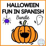 Spanish Halloween Activities {Big Bundle}