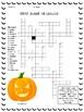 Spanish Halloween Activities. La noche de Brujas.