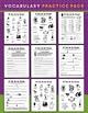 Spanish HALLOWEEN BUNDLE (Día de las Brujas): Puzzles, Fla