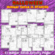 Spanish Numbers for Halloween: Los Numeros - Counting Activity - Ten Frames