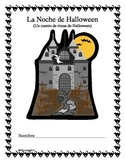 Spanish Halloween Rhyming Story