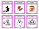Spanish Halloween Spoons Card Game -Halloween Vocabulary i