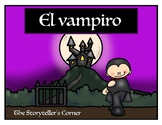 Spanish Halloween Story - El vampiro