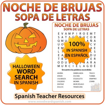 It's just a photo of Printable Spanish Word Search intended for elementary