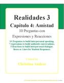 Realidades 3 - Capítulo 4 - Amistad