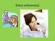 Spanish Health / Sickness Vocabulary PPT Estoy enfermo