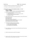 Spanish Health Unit - Listening Exercise - La Salud y La Higiene