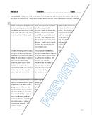 Spanish Health Vocabulary Homework Choice Board