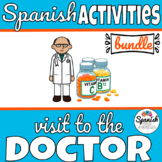 Spanish: Health and Doctor Bundle