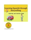 Spanish High Frequency Structures Activity and Coloring Book