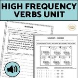 Spanish High Frequency Verbs Story Unit EL ELEFANTE | DIST