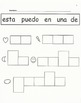 Spanish High Frequency Word Formation