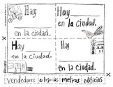 Spanish High Frequency Words Books Supplementary Activity