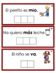 Spanish High Frequency Words: Letter Tile Mats