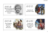 Spanish History Timeline (476- 1598)