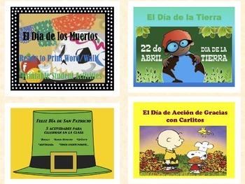 Spanish Holiday Bundle