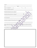 Spanish Holidays Research Form